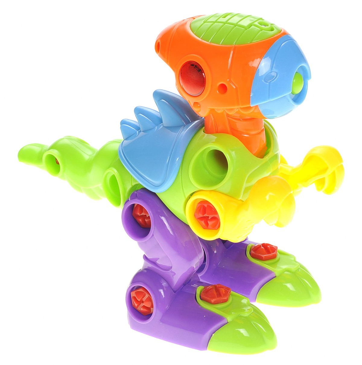 CHIMAERA Kids Brain Activity Interchangeable Tyrannosaurus Dinosaur Toy Playset