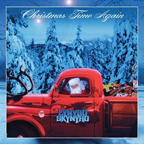 CD : Lynyrd Skynyrd - Christmas Time Again (CD)