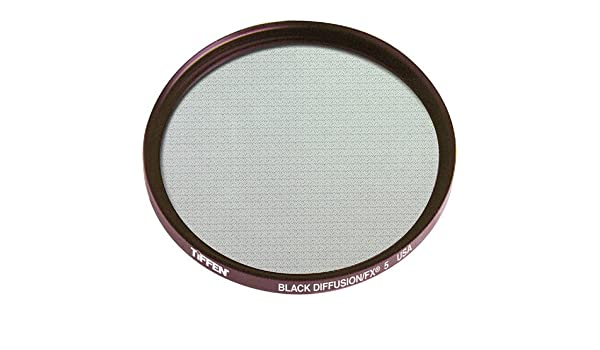 Tiffen Series 9 Black Diffusion FX 1 Round Filter