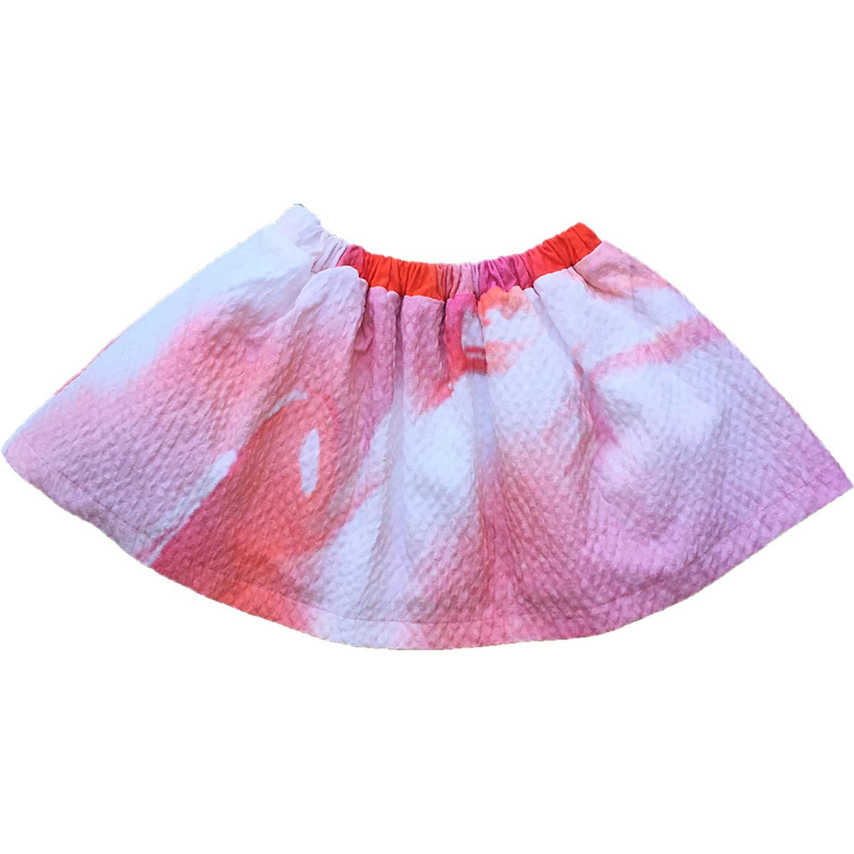 Koochicke Water Color Print Skirt