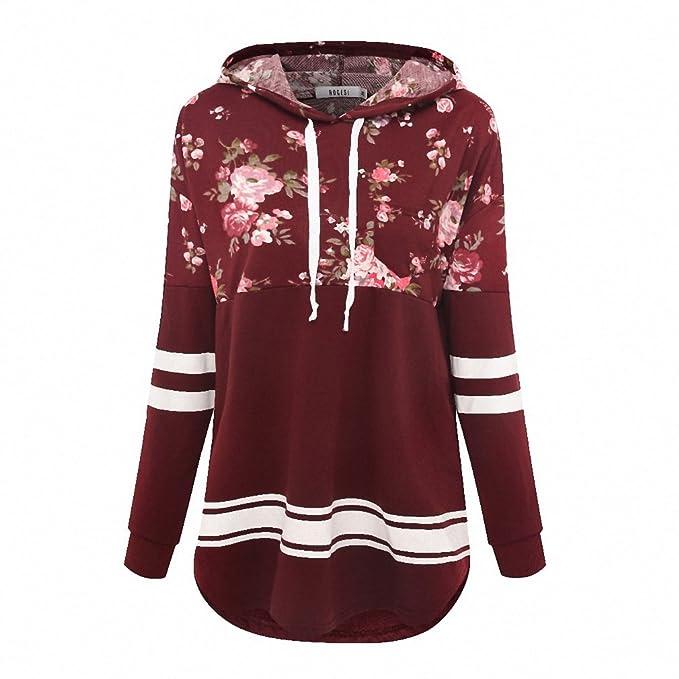 Women's Clothing Rational Women Loose Long Sleeve Ladies Sweatshirt Jumper Pullover Tops Blouse