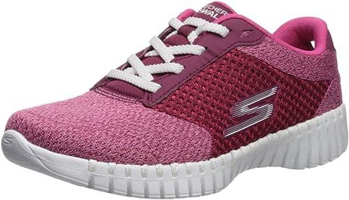Lechuguilla Menos que áspero  Skechers Go Walk Smart - 16704 Tenis para Mujer: Amazon.com.mx: Ropa,  Zapatos y Accesorios