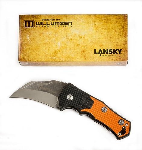 Lansky Madrock Folding Knive