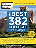 img - for The Best 382 Colleges, 2018 Edition: Everything You Need to Make the Right College Choice (College Admissions Guides) book / textbook / text book