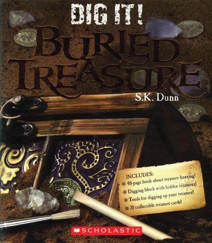 Buried Treasure Digs (Dig It: Buried Treasure)
