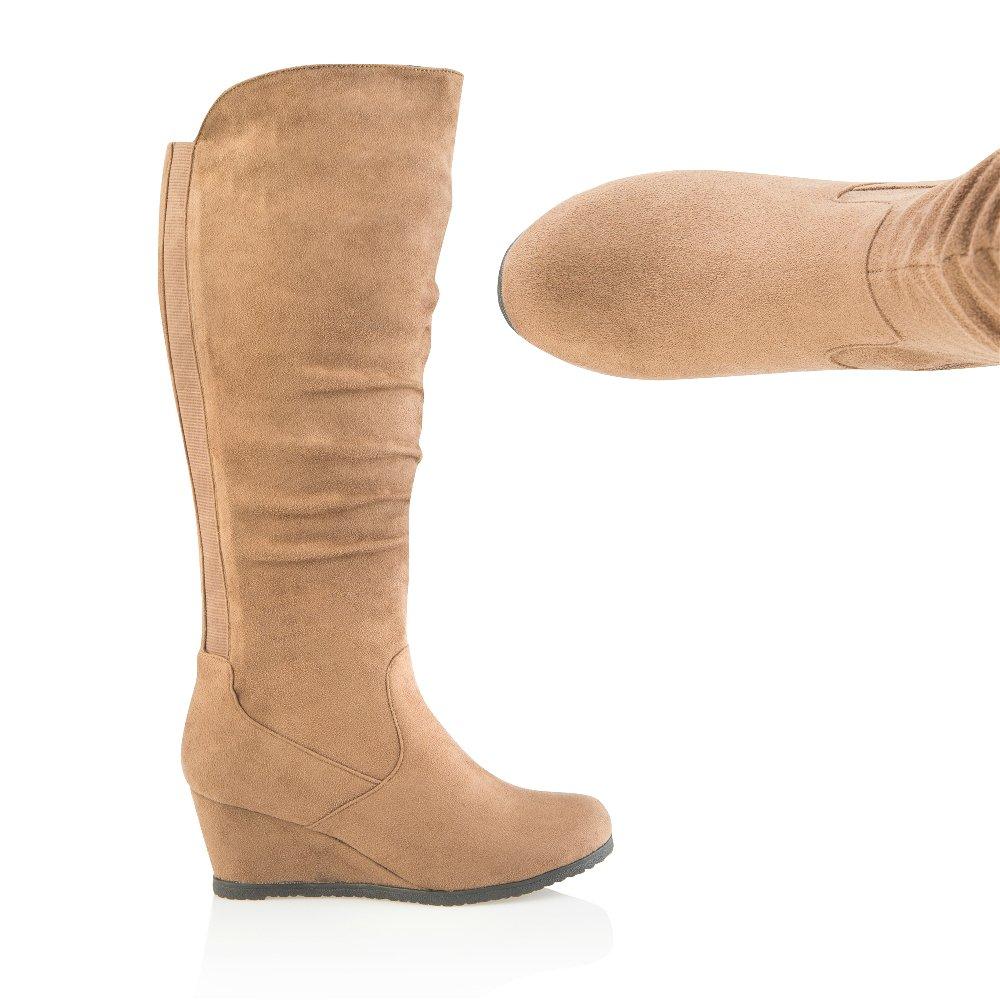 21b8f3ba19c6a Cushion Walk Comfort Wedge Boot