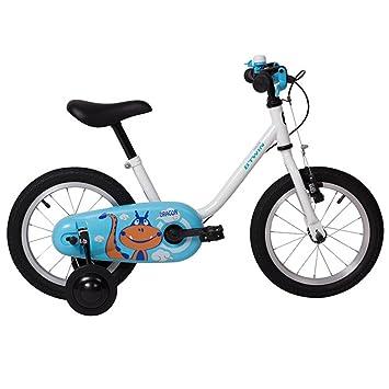 Gbf Bicicletas para Niños Elegantes Bicicletas para Bebés Bicicletas de Tres Ruedas para Niños y Niñas