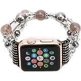 Webla Mode Sport Perlen Armband Strap Band für Apple Watch Serie 2/1 38mm
