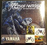 2003 YAMAHA YZ250F & WR250F SERVICE & OWNERS MANUAL ON CD LIT-CDTOG-MC-04 (392)