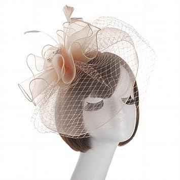 LJ Sombrero - Damas Tocado de otoño e Invierno Sombreros de Damas Europeas y  Americanas Sombrero 2906f0b9feb