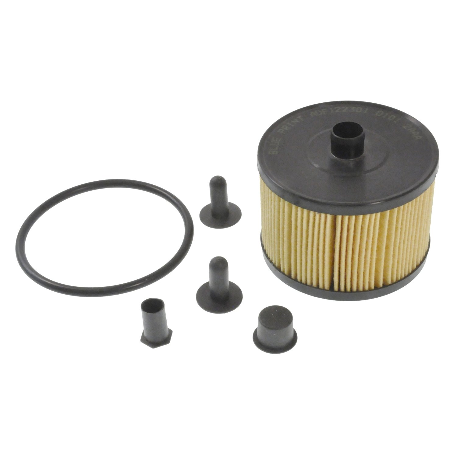Blue Print ADF122301 fuel filter with seal ring  - Pack of 1 Automotive Distributors Ltd.