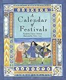 A Calendar of Festivals, Cherry Gilchrist, 1841489700