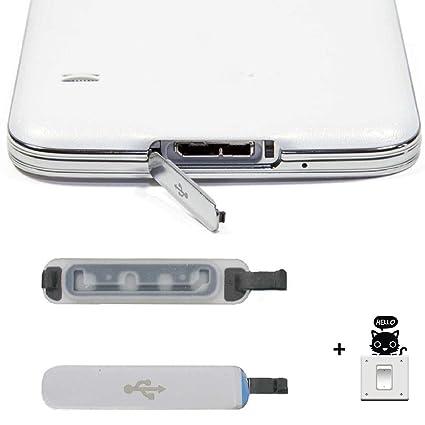 Malloom®1 pcs PARA Samsung Galaxy S5 Usb cargador de puerto ...