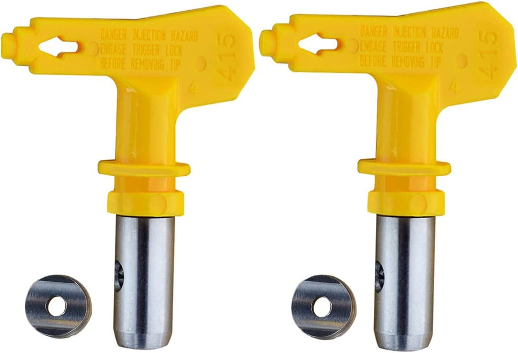 Boquillas 517 para pistola de aire y pintura (2 unidades)
