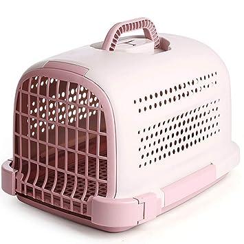 HAIYUANNAN Caja Portátil del Animal Doméstico del Envío De La Caja del Aire del Gato del