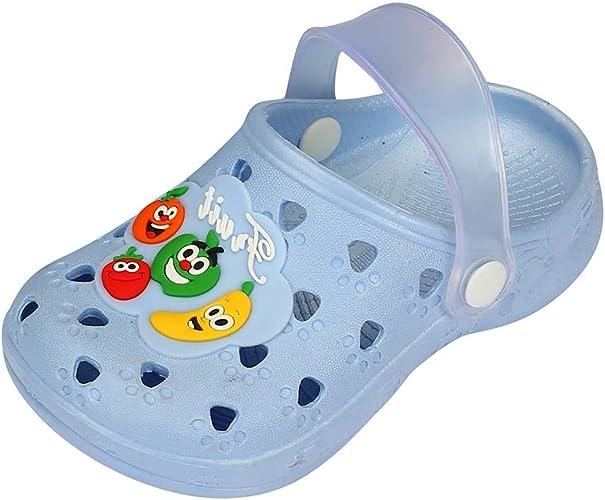 Boys Girls Water Beach Slippers Sandals Child Clogs Shoes Kids Flip Flops Shoes
