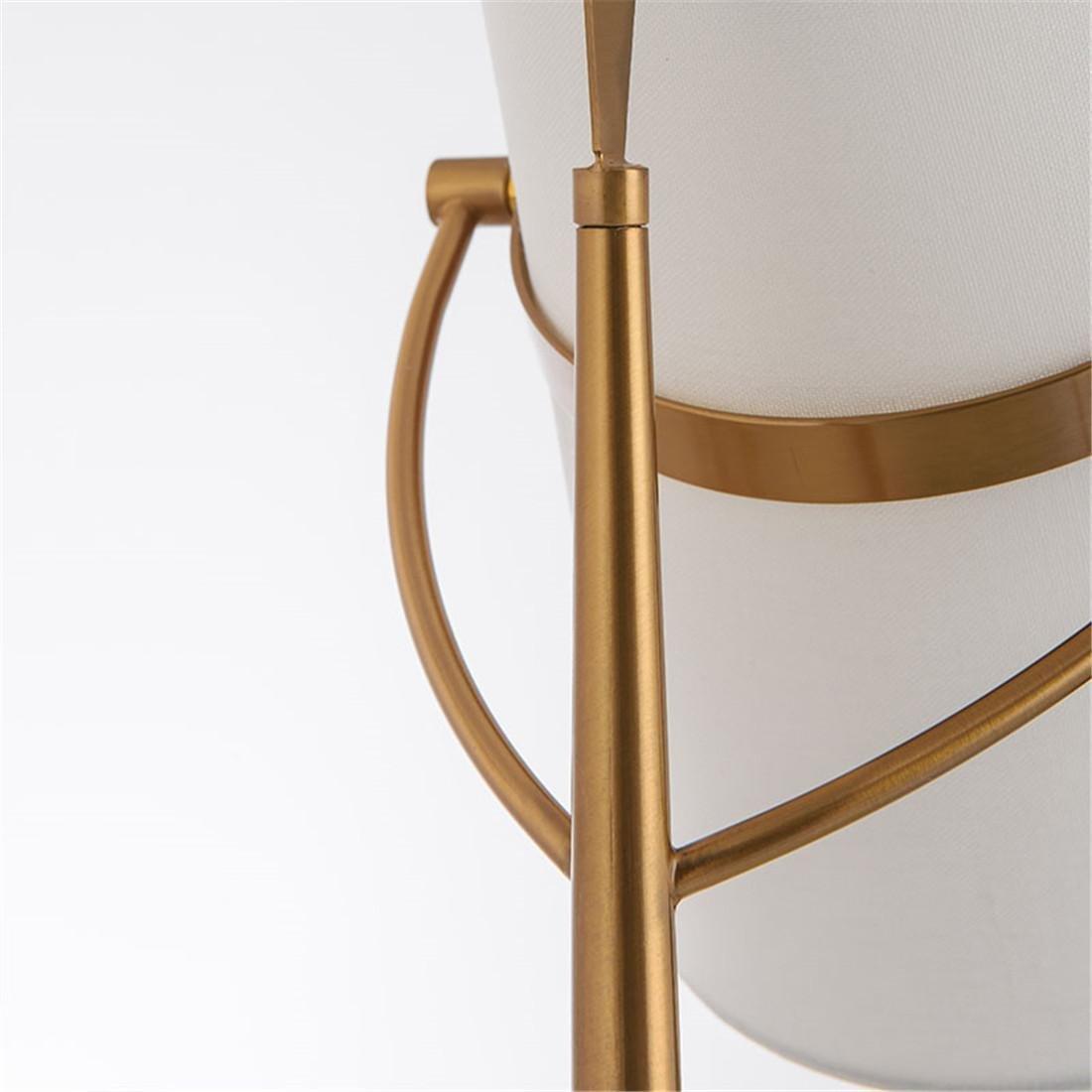 HONGLI Nordic Modernen Einfache Kreative Luxus Weiß E27 Eisen Eisen Eisen Studie Zimmer Bar 35  65 B07DZ62TXC   Helle Farben  763829
