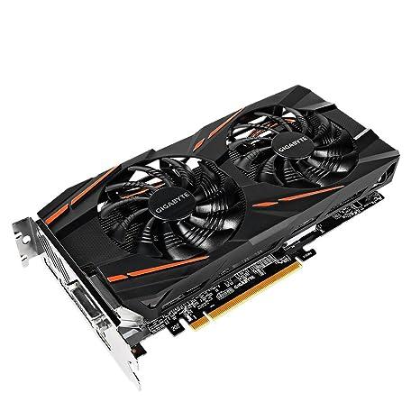 Gigabyte Radeon RX 570 Gaming MI - Tarjeta gráfica (4 GB ...