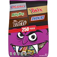 250-Pcs Mars Milky Way Halloween Candy Variety Mix 77.58-Oz Deals
