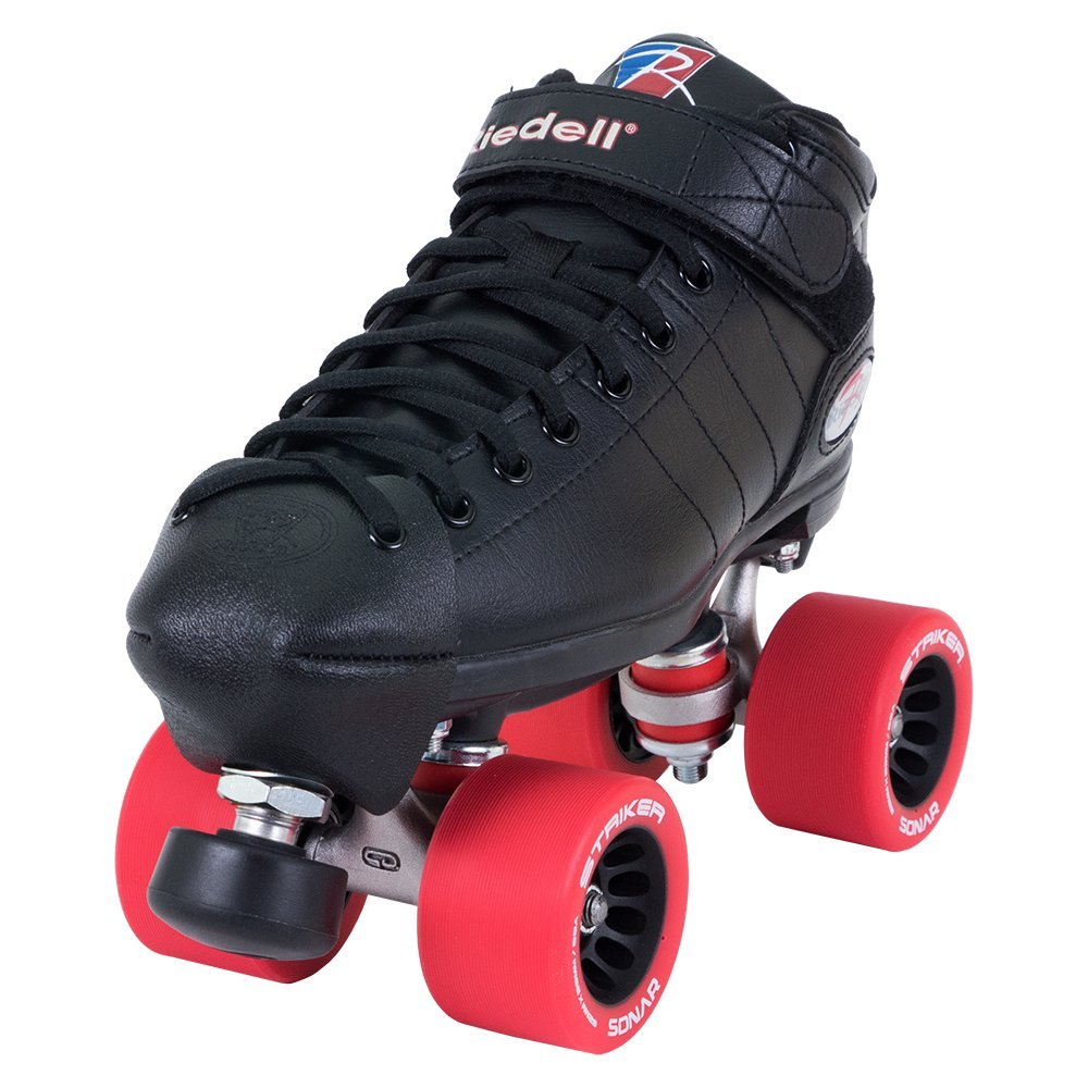 Riedell Skates - R3 Derby - Roller Derby Quad Skate | Size 1 | by Riedell (Image #1)