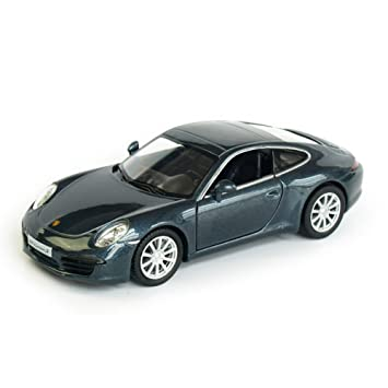 Amazon.com : RMZ City GZ554010 Porsche 911 Carrera S 1:32 Alloy Diecast Car Model Blue 3FK : Baby
