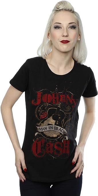 Guitar American Johnny Cash T-Shirt