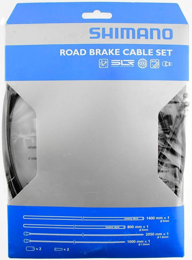 SHIMANO PTFE Road Brake Cable and Housing Set