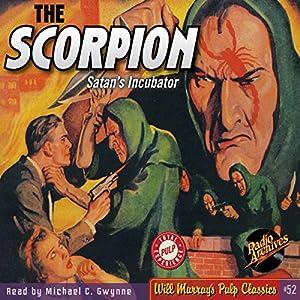 Scorpion #1: April-May 1939 Audiobook