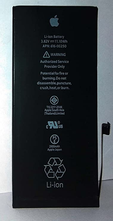 Virateck 2900mah Battery For Apple Iphone 7 Amazon In Electronics