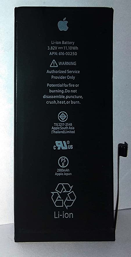 wholesale dealer a2492 fe1b4 Virateck 2900mAh Battery for Apple iPhone 7+
