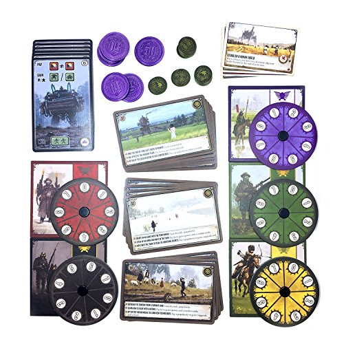 Scythe Board Game - All promo items by Stonemaier Games
