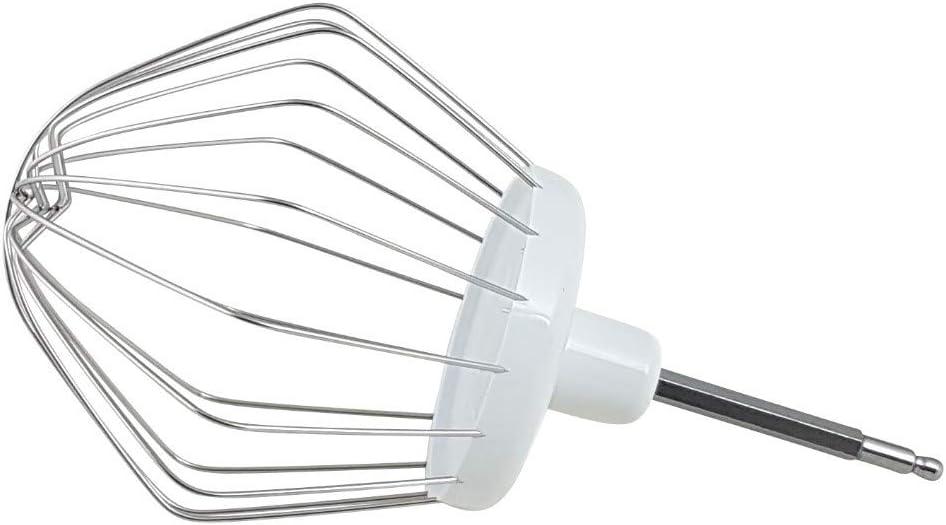 Varillas de batir 650543 para robot de cocina MUM4 y MUM5 00650543: Amazon.es: Hogar