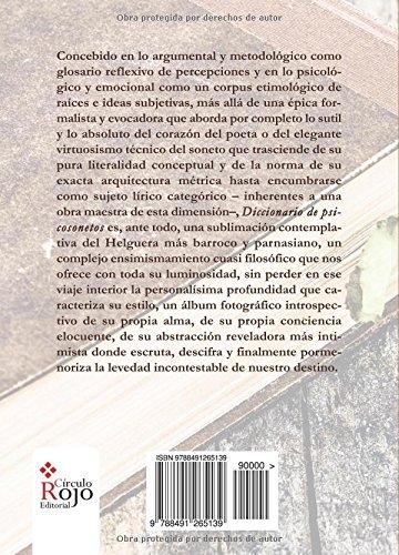 Diccionario de psicosonetos: Amazon.es: Luis Miguel Helguera San José: Libros