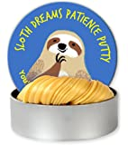 Sloth Dreams Patience Putty – Stress Relief Sloth Gifts Funny Gag Gifts for Friends BFF Gifts Stocking Stuffers for Adults and Children Secret Santa Gifts for Adults and Children Weird Gifts