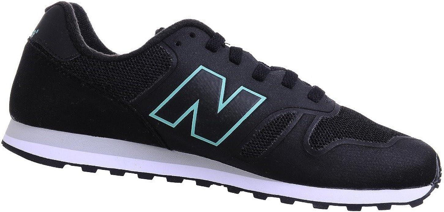 New Balance MD 373 D BM Black 45 : Amazon.es: Zapatos y complementos