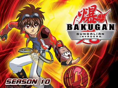 Amazon Com Bakugan Battle Brawlers Season 10