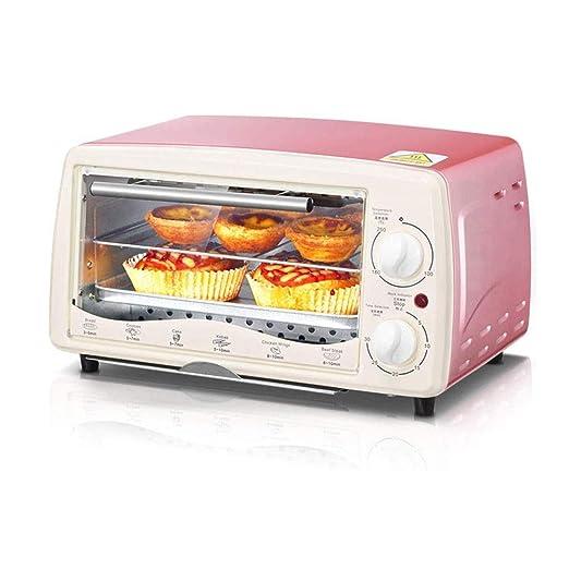 SMGLJJ Digital encimera Horno Tostador, 12L Pizza Compacto Horno ...