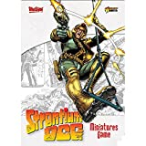 Strontium Dog: The Miniatures Game Rulebook