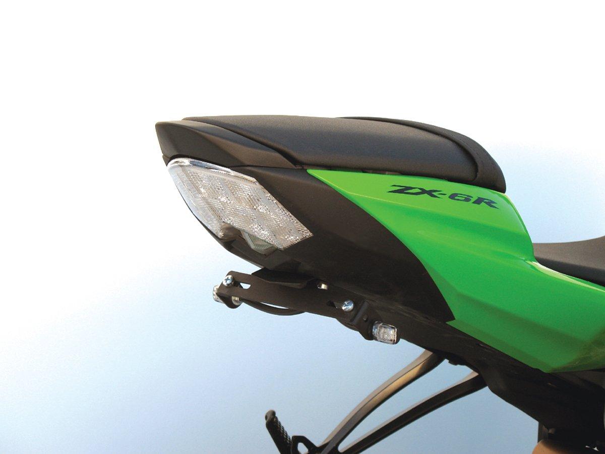 Amazon.com: TARGA Fender Eliminator Tail Kit 2009-2012 ...