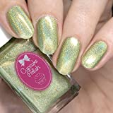 Lemongrass - holographic nail polish by Cupcake Polish