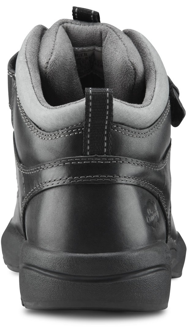 Dr. Comfort Ranger Men's Therapeutic Diabetic Extra Depth Hiking Boot: Black 15 X-Wide (3E/4E) Lace by Dr. Comfort (Image #5)