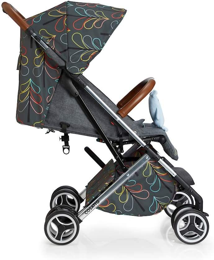 Suitable from Birth to 25 kg Cosatto Woosh XL Pushchair Mister Fox