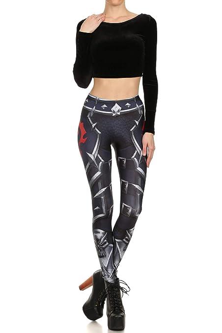 Cicongzai Nuevo diseño de Las Mujeres Leggings 3D Impreso ...