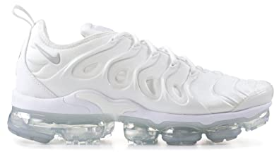 6365e67a0c Image Unavailable. Image not available for. Colour: MAXTOP Air Vapormax Plus  TN Triple White 924453 100 Pure Platinum Mens Womens ...