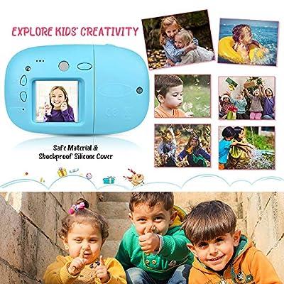 AGM Kids Camera for Girls & Boys, 1.4