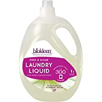 Biokleen Free & Clear Laundry Detergent