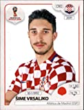 2018 Panini World Cup Stickers Russia #315 Sime