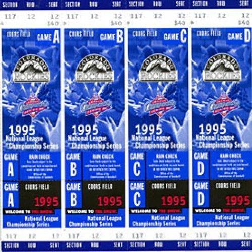 Colorado Rockies Schedule Tickets