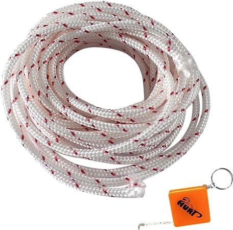 2m Starterseil 4,5mm Seil passend Husqvarna XP 362 365 372 385 390 394 555 560 9