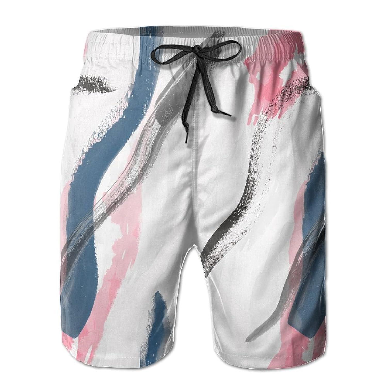 873c3d76af Mens Men s Graffiti Design Summer Beach Shorts Casual Pants Printing Quick  Dry Beach Shorts Swim